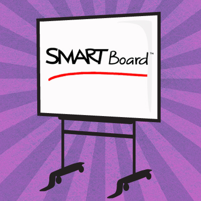 Course EdTech SMARTboard Interactive White Board